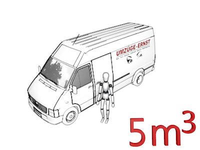 Bild eines Transportfahrzeugs